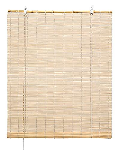 Estor Enrollable de 100% Bambú