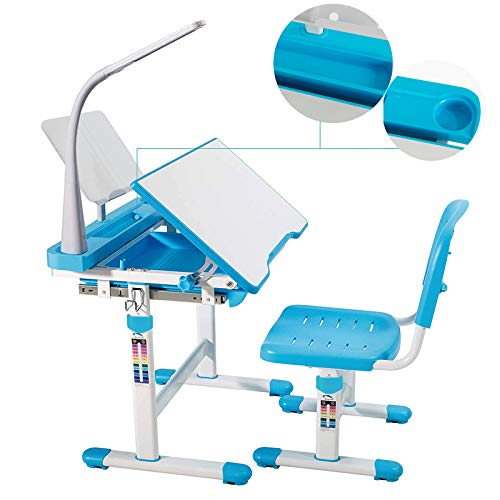 Mecor Height Adjustable Children's Desk