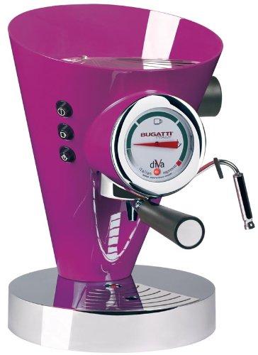 Bugatti DIVA - Espresso Machine Lilla
