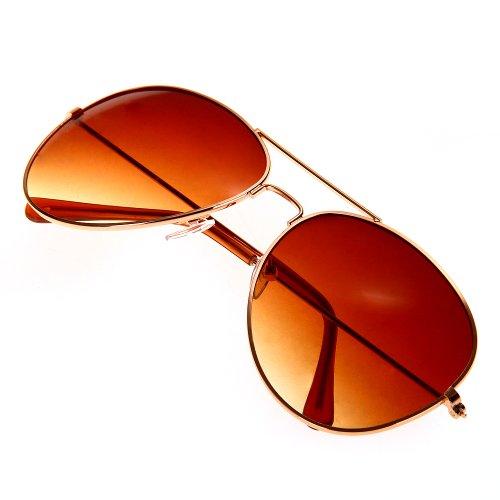 Carchet® occhiali da sole aviator classico unisex