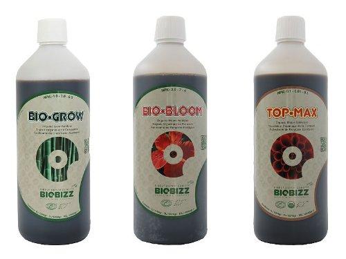 Bio Grow BioBizz-Bloom Bio-Top-MA - 1 Stück
