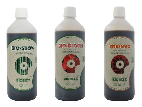 Bio Grow BioBizz-Bloom Bio-Top-MA - 1 Stück
