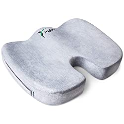 Best Coccyx Seat Cushions Pillows For Tailbone Pain With Reviews