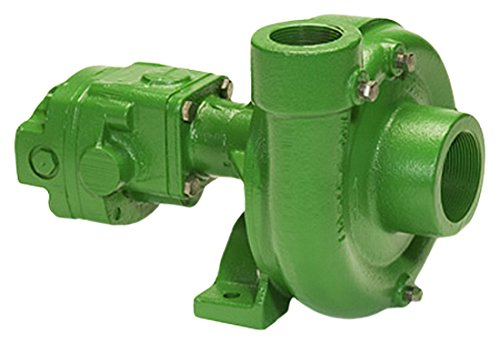 Ace Pumps FMC-200-HYD-210 Hydraulic Driven Centrifugal Pump, for Open Center Systems Up to 17 GPM (64.4 LPM), 2