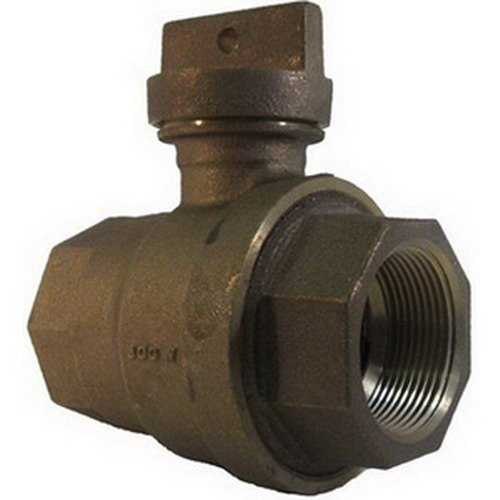 Legend Valve & Fitting T-5500 Lead-Free Brass Curb Stop, 1'