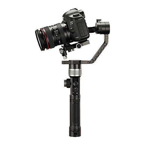 TLgf Nuovo stabilizzatore a Tre Assi per Fotocamera SLR Stabilizzatore per riprese Video stabilizzatore giroscopio giroscopico stabilizzare, Durata 6-12 Ore o Posizione Infinita Biassiale