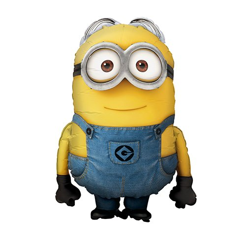 Folienballon Minion Dave