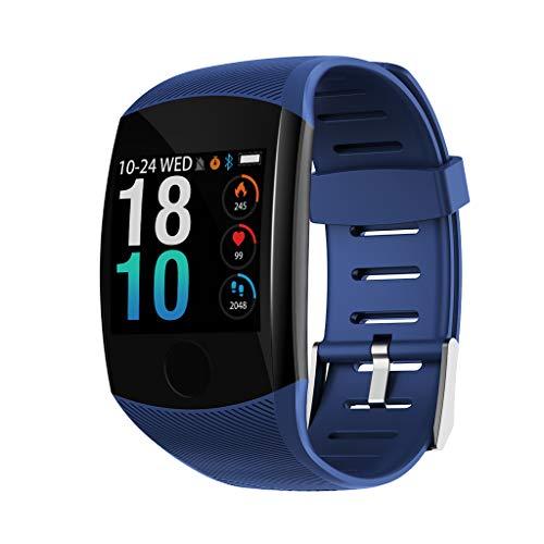 Reloj Inteligente Salud Fitness Tracker Mensaje Impermeable Recordar Frecuencia Cardíaca Contador de Calorías Smartband Actividad Tracker Pulsera