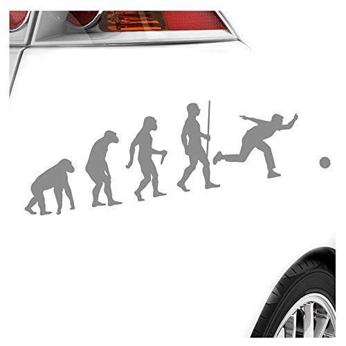 Kiwistar Bowling Evolution Sticker 25 Couleurs Fluo Mat