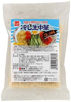 健康フーズの冷し生中華 胡麻醤油味280g×1個         JAN: 4930579020306