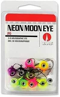 VMC Neon Moon Eye Jig Kit