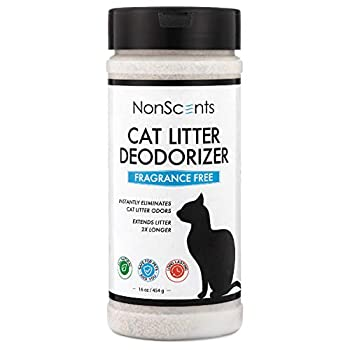 NonScents Cat Litter Deodorizer Review