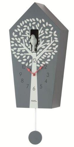 AMS Moderne Kuckucksuhr -Modern Sytyle- Angebot von Uhren-Park Eble 7287