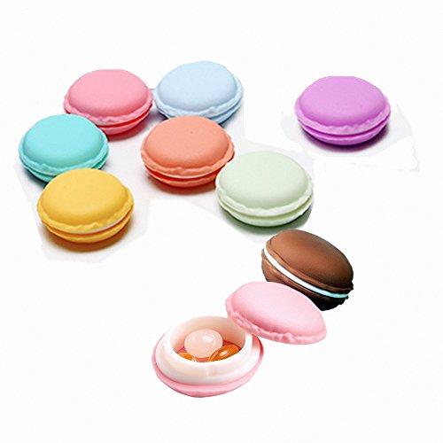 Mini Macaron Kosmetiktasche Kopfhörer Box Tragetasche Für Schmuck Medikamente Ring Ohrringe,9 Verschiedene Farben
