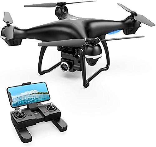 Drône Holy Stone HS100 avec Caméra HD 1080P 120°Grand Angle WiFi FPV,GPS Retour à La Maison,Maintien de l'altitude - 0