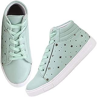 Green Women's Sneakers: Buy Green Women's Sneakers online at