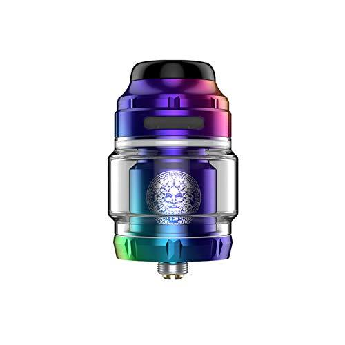 Geekvape Zeus X RTA 4,5 ml di capacità del serbatoio con 810 Delrin punta a goccia Atomizzatore sigaretta elettronica