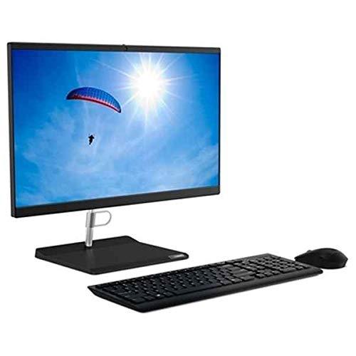 """Lenovo S0229672 All In One V30A, 23.8"""", Intel Core I5-10210U, 8 GB Ddr4, 256 GB Ssd, Negro"""