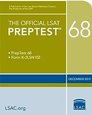 The Official LSAT PrepTest 68 (Official LSAT PrepTests)