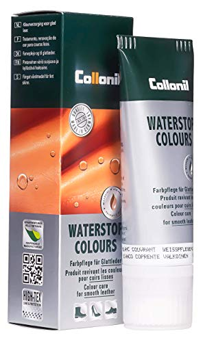 Collonil Waterstop Colours Schuhcreme weißpflegend, 75 ml
