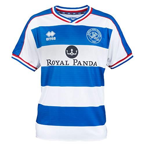 Errea 2018-2019 QPR Home Football Soccer T-Shirt Trikot