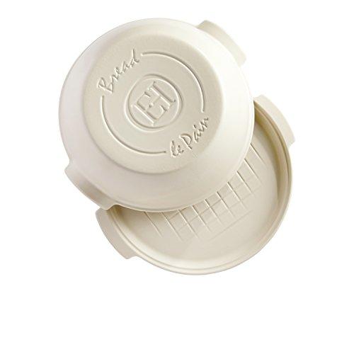Emile Henry EH505507 LES SPECIALISTES Set Pain Maison Couleur Lin