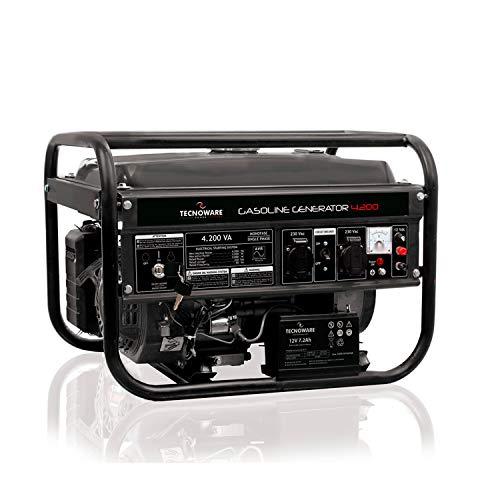 Generador Eléctrico Tecnoware - Monofásico 230 Vac, 50 Hz - Motor de...