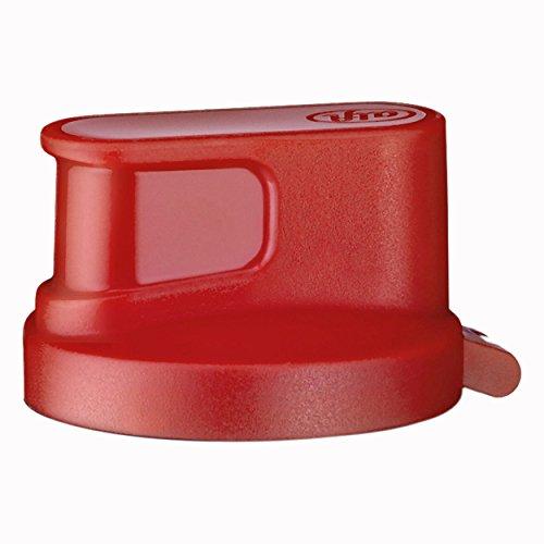 alfi 9202.111.023  Ersatzteil Verschlusskappe, Kunststoff Rot für Trinkflasche 5377 elementBottle II