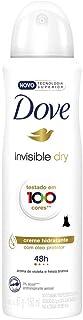 Desodorante Antitranspirante Aerosol Dove Invisible Dry 150Ml