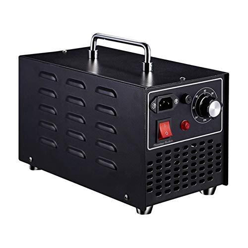 Raxinbang Purificador de Aire Ozono Generador Comercial 10000mg, Ionizador Y Desodorante, Purificador De Aire For El Hogar, con El Temporizador, For El Hogar, Hoteles, Sótano, Parking, Bar Y Gra