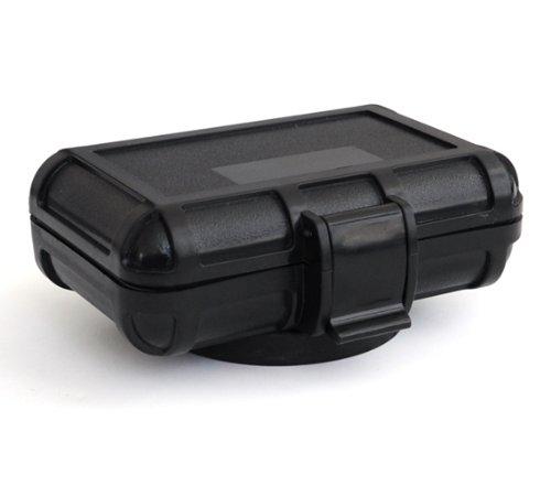 Incutex kleine wasserdichte Magnet-Box, geeignet für die GPS Tracker Modelle (TK104, TK5000, TK5000 XL, TK105)