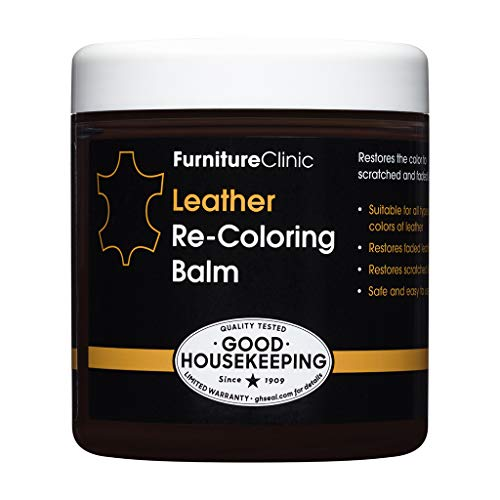 Furniture Clinic Leather Recoloring Balm (8.5 fl oz) -...