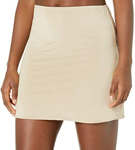 Jones NY Women s Silky Touch 16 Anti Cling Above Knee Half Slip Nude S product image