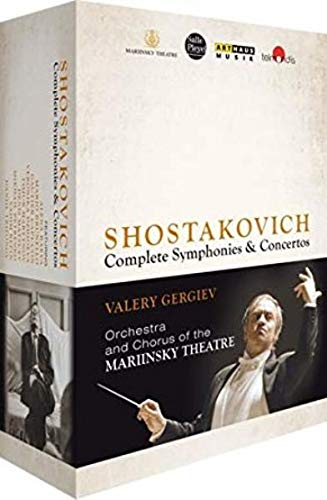 Shostakovich Dmitri - The Symphonies Complete of Direct sale manufacturer Free shipping / New