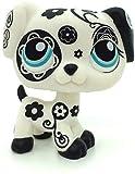 Greneric Littlest Pet Shop, LPS Toy Sparkle Action Figures Kids Toy Gift,Cute Cartoon Pets Cats Dogs Toy Mini Pet Shop Toys