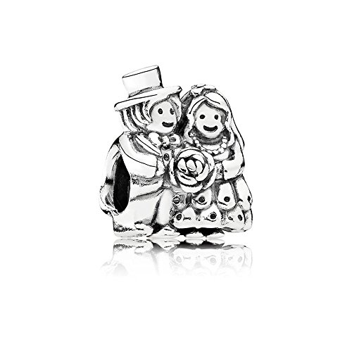 Pandora - Ciondolo da donna, argento sterling 925, cod. 791116