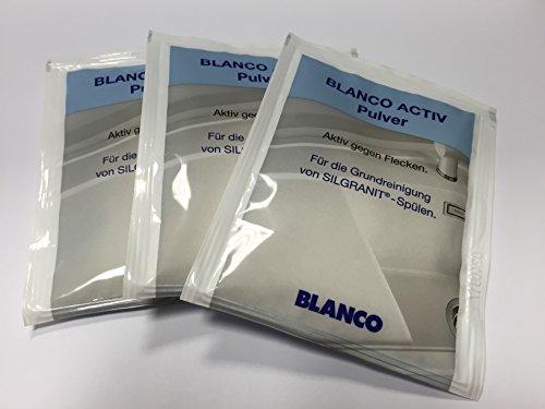 Blanco 512 627 Activ Reiniger Fleckentferner Reinigungsmittel Spüle Spülbecken