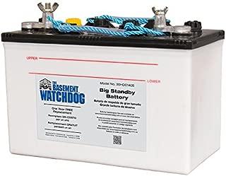 Basement Watchdog 30HDC140S Basement Watchdog Back-Up Sump Pump Battery