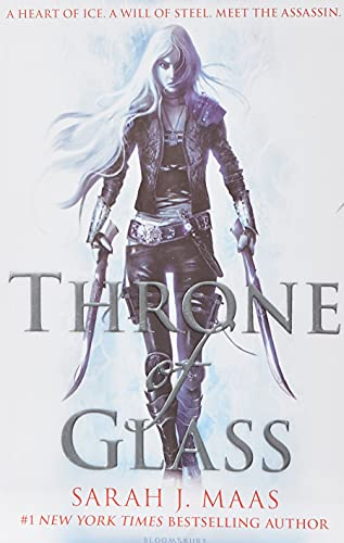 Throne of Glass: Sarah J. Maas: 1