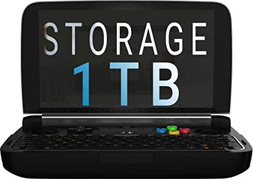 GPD Win 2 [2019 HW-update] - draagbare laptop computer met touchscreen; Intel processor, 8 GB RAM, 1 TB M.2 SSD, wifi [WIN2-1TB]