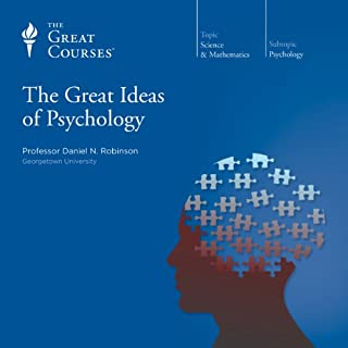The Great Ideas of Psychology                   Auteur(s):                                                                                                                                 Daniel N. Robinson,                                                                                        The Great Courses                               Narrateur(s):                                                                                                                                 Daniel N. Robinson                      Durée: 23 h et 27 min     10 évaluations     Au global 4,7