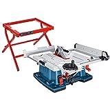 Bosch Professional Bosch Table Saw GTS 10 XC Professional 0615990EM9, Blue, Black
