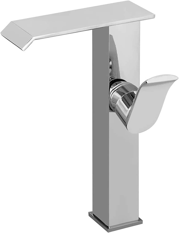 B Blesiya Waschtischarmatur Waschbecken Mischbatterie Bad Küche Armatur Wasserhahn Silber