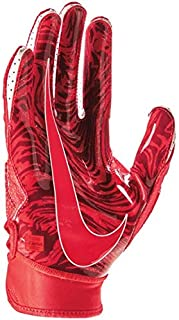 red nike gloves