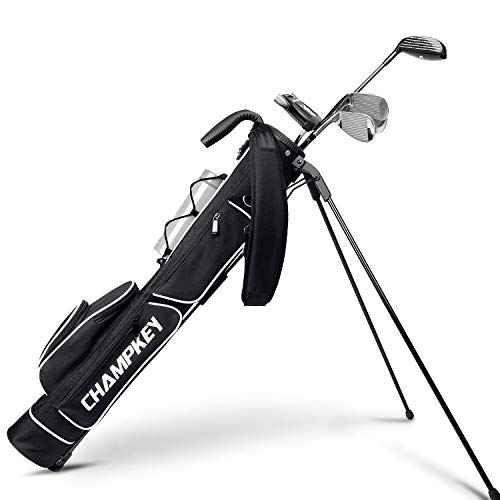 Champkey Lightweight Golf Stand Bag - Easy to Carry & Durable Pitch Golf...