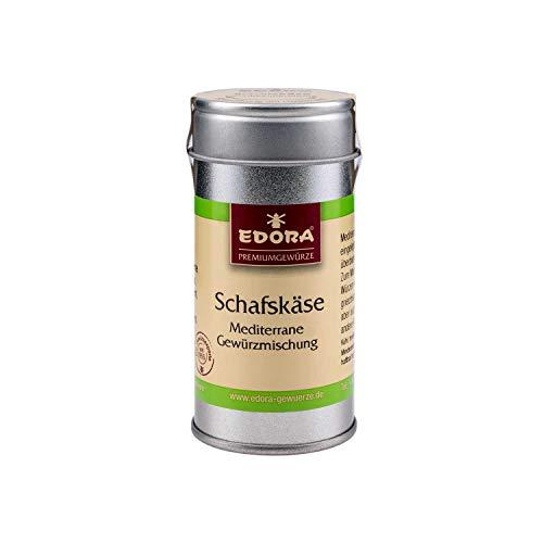 Premium Qualität Gewürz EDORA Streudose Streuer Schafskäse Gewürzmischung BBQ Marinieren Grill Mediterrane Gewürzmischung 35 Gramm