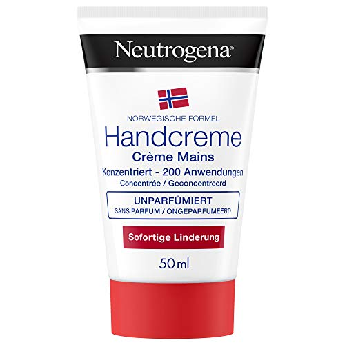 Neutrogena Neutrogena Handcreme unparfümiert, 2er Pack (2 x 50 ml)