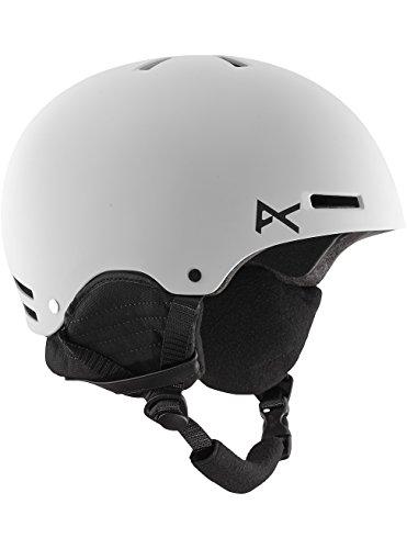 Anon Herren Snowboardhelm Raider, white, EU, XL, 13276100109