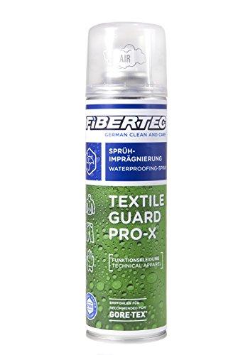 Fibertec Textile Guard Pro-X 200ml | Imprägnierung, Imprägnierspray für Textilien