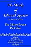 The Works of Edmund Spenser: A Variorum Edition